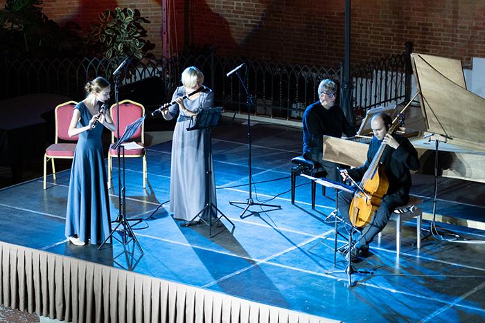 Изысканная музыка барокко прозвучала в Царицыне