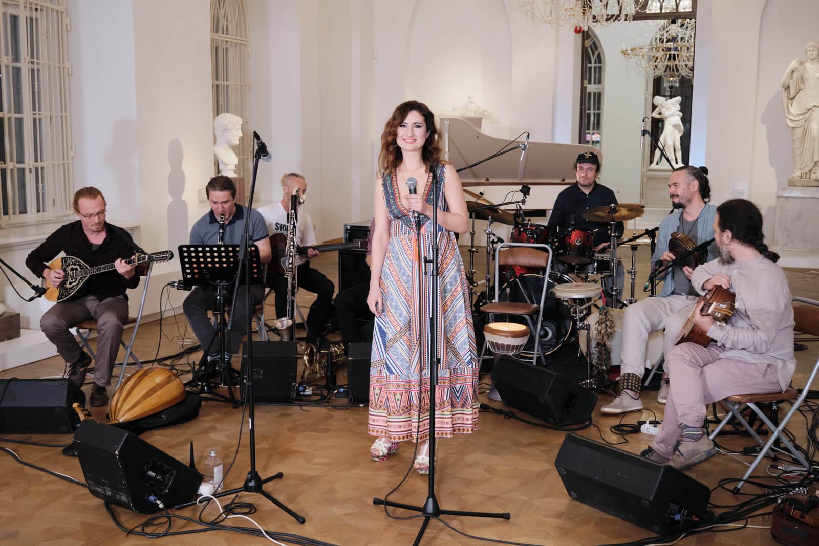 Армения. «Джаз солнечных гор»